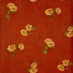 Red Sunflower KC18554 Wallpaper