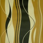 Wavy Stripes TL29064 Wallpaper
