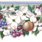 Apple Peach Berries 576573 Wallpaper Border