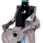 Elvis Impersonator Wine Bottle Holder