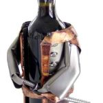 Samurai Wine Bottle Holder