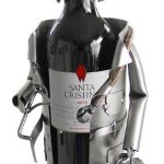 Doctor Female Wine Bottle Holder