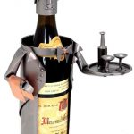 Waiter Wine Bottle Holder
