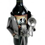 Photographer Wine Bottle Holder