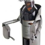 Green Thumb Wine Bottle Holder