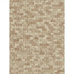 Brown Brix 2 6941-11 Wallpaper