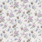 Stripes Floral 79013 Wallpaper