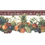 Fruits B74256 Wallpaper Border