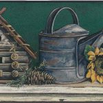 Country Jar LM8945 Wallpaper Border