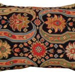 Afshar 16×20 Needlepoint Decorative Pillow