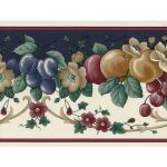 Fruits WG40221 Wallpaper Border