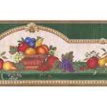 Fruits FAB02061 Wallpaper Border