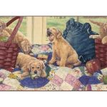 Dogs b2071NF Wallpaper Border
