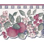 Fruits B3009C Wallpaper Border