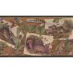 Animals B33637 Wallpaper Border