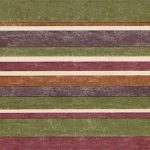 Stripes Green TW38023B Wallpaper Border