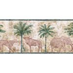 Animals B5804453 Wallpaper Border