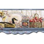 Kitchen B7128AFR Wallpaper Border