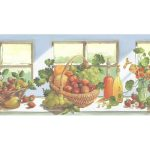 Fruits KT74962 Wallpaper Border