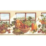 Fruits KT74963 Wallpaper Border