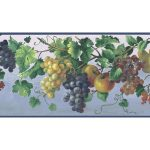 Fruits KT74974 Wallpaper Border