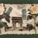Italy France SP76474 Wallpaper Border