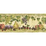 Fruits KS76883 Wallpaper Border
