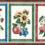 Fruits 830222 Wallpaper Border