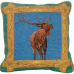 Elk Decorative Pillow