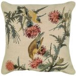 American Goldfinch Decorative Pillow