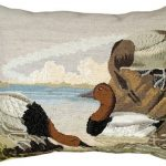 Canvasback Decorative Pillow