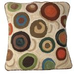 Camp Rolling Stone Decorative Pillow