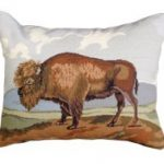 Buffalo Decorative Pillow