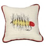 Palmer Fly Decorative Pillow