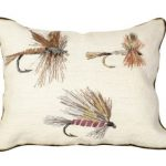 Triple Fly Two Decorative Pillow