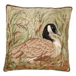 Canada Goose Decorative Pillow