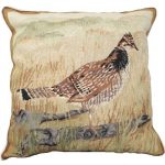 Grouse Decorative Pillow