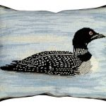 Loon Decorative Pillow