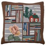 Booth Bay House Decorative Pillow
