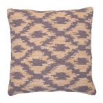 Ikat Sepia Decorative Pillow