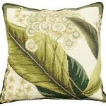 Floral Study 3 Decorative Pillow
