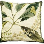Floral Study 4 Decorative Pillow