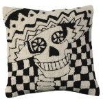 Day Of The Dead #1 Decorative Pillow