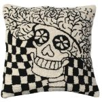 Day Of The Dead #2 Decorative Pillow