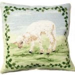 Lamb Decorative Pillow