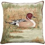 Pintail in Field Decorative Pillow