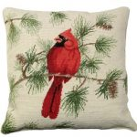 Cardinal Decorative Pillow