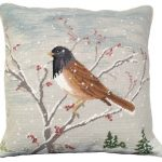 Junco Decorative Pillow