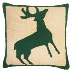 Reindeer Decorative Pillow NCU-923