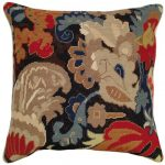 Tudor Oriental Decorative Pillow NEL-2